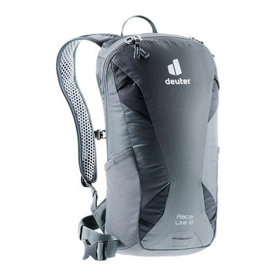 DEUTER - RACE LITE 8L - Rucksack - graphite/black