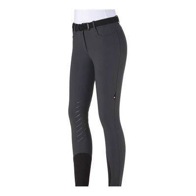 EQUILINE - CLEAC - Pantalon siliconé Femme night grey