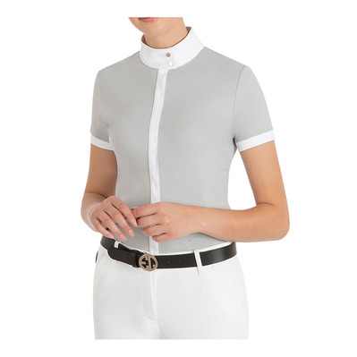 EQUILINE - EULAE - Chemise de concours Femme silver sconce