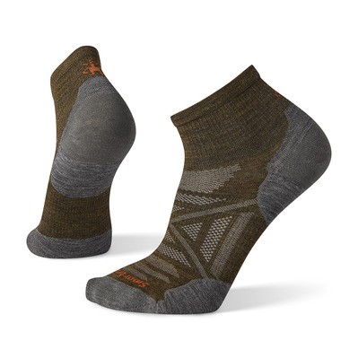 SMARTWOOL - PHD OUTDOOR ULTRA LIGHT MINI - Calcetines military olive