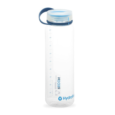 HYDRAPAK - RECON 1L - Bouteille clear/navy/cyan