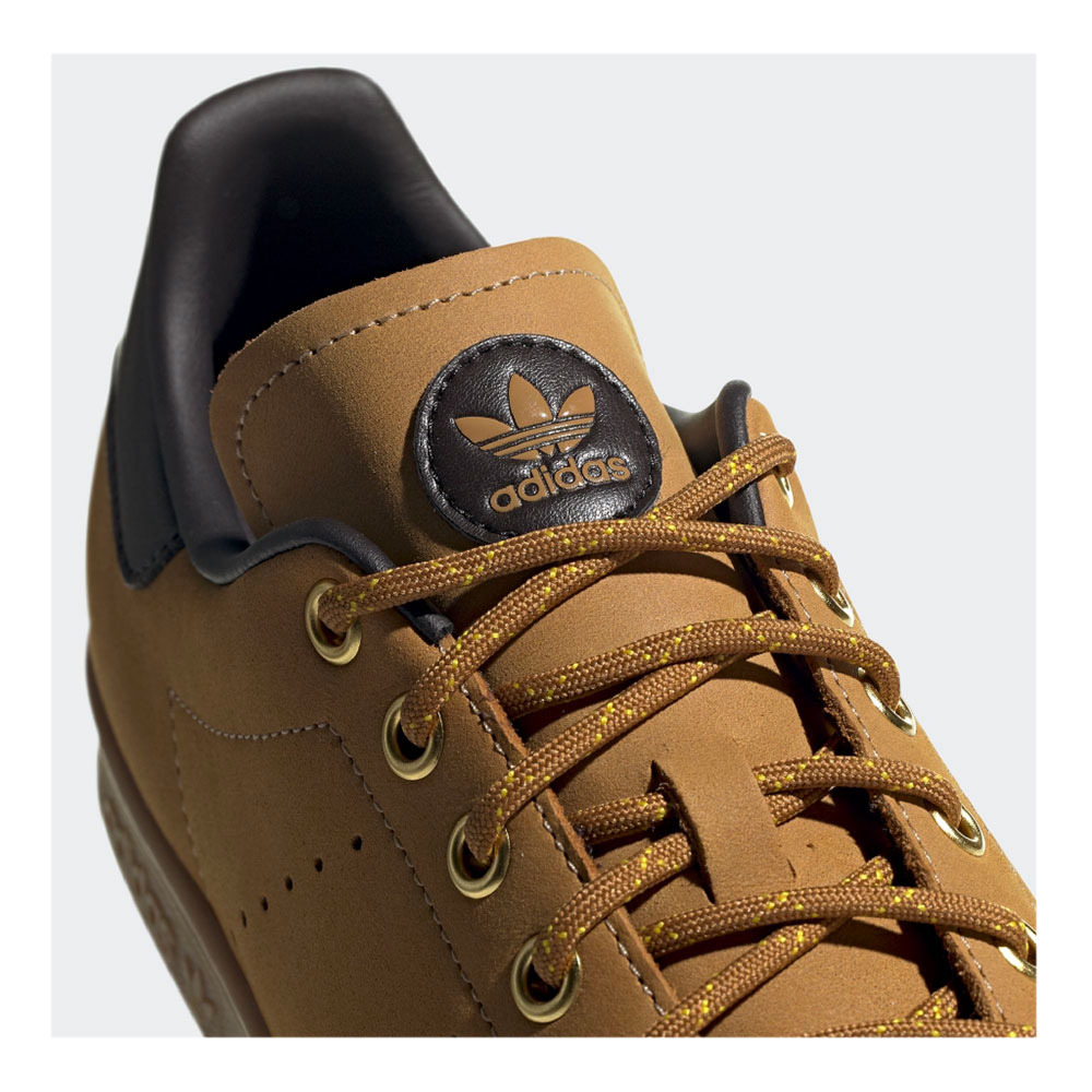 ADIDAS SHOES Adidas Originals STAN SMITH - Trainers - brown ...