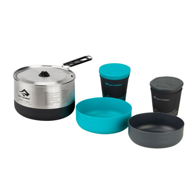 SEA TO SUMMIT - SIGMA SET - Casserole + Bol x2 + Verre x2