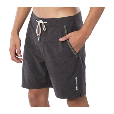 RIPCURL - KFISH LAYDAY - Boardshorts - Men's - black