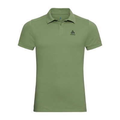 ODLO - NEW TRIM - Polo Homme green eyes