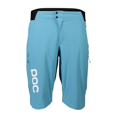 POC - GUARDIAN AIR - Short Homme light basalt blue