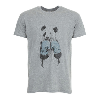 SOLTIB DESIGN - THE WINNER - T-Shirt - Men's - heather grey