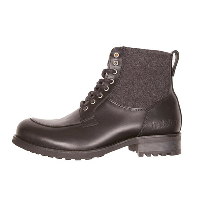 HELSTONS - OXFORD - Boots - Männer - black/grey