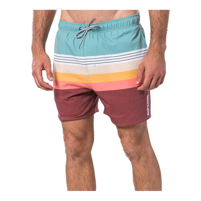 RIPCURL - LAYERED 16'' - Swimming Shorts - Men's - green