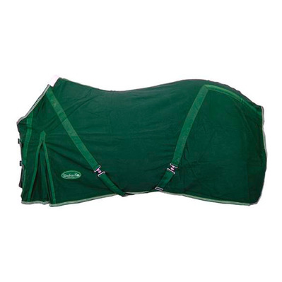 UMBRIA EQUITAZIONE - MALAGA - Summer Blanket - hunter green