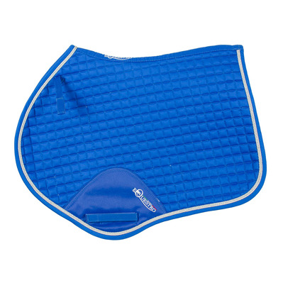 Equestro - SS00207 - GP Saddle Pad - royal blue