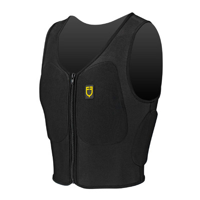 Equestro - ET07580 - Protective Top - Junior - black