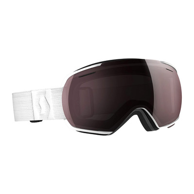 SCOTT - LINX - Goggles - white/ampl silver chrome
