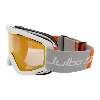 JULBO - MERCURE - Photochromic Ski Goggles - white/orange