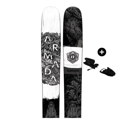 ARMADA - Pack Armada ARW 116 19/20 - Freeride Skis - Women's - multi