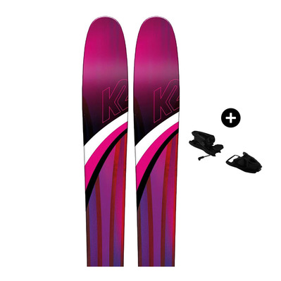 K2 - Pack K2 GOTTALUVIT 105 TI - Freeride Skis - Women's