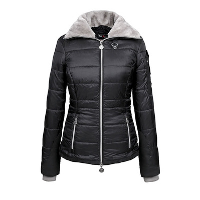 FAIR PLAY - GRETA - Winterjacke - Frauen - black/silver
