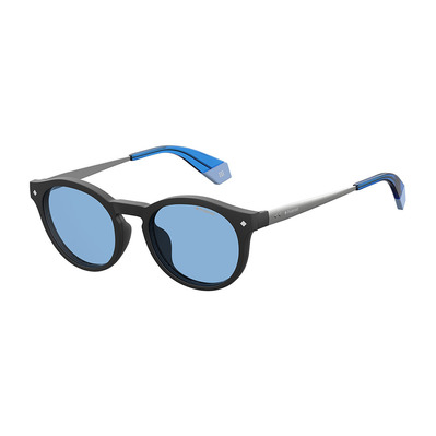 POLAROID - PLD 6081/G/CS - Polarised Sunglasses - black/blue