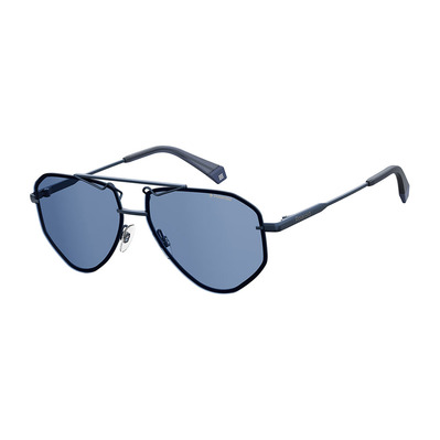 POLAROID - PLD 6092/S - Polarised Sunglasses - blue/blue