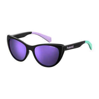 POLAROID - PLD 8032/S - Polarised Sunglasses - Junior - black/purple