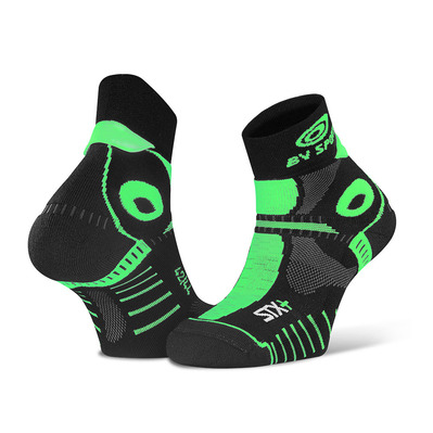 BV SPORT - STX+ EVO - Socken - black/green