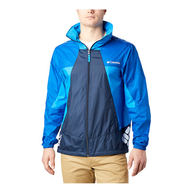 COLUMBIA - POINT PARK™ - Jacke - Männer - collegiate navy/azu