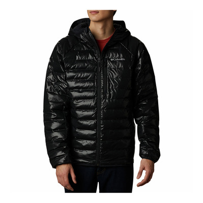 COLUMBIA - THREE FORKS™ DOT™ - Winterjacke - Männer - black