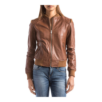 BLUE WELLFORD - ALBA - Blouson - Frauen - cognac