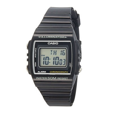 CASIO - ILLUMINATOR 4 - Digital Watch - black