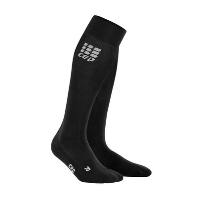 CEP - COMPRESSION SOCKS WP40K - Chaussettes de compression Femme black