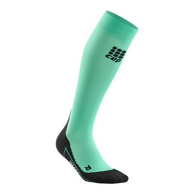 CEP - COMPRESSION SOCKS WP40K - Chaussettes de compression Femme jump jade