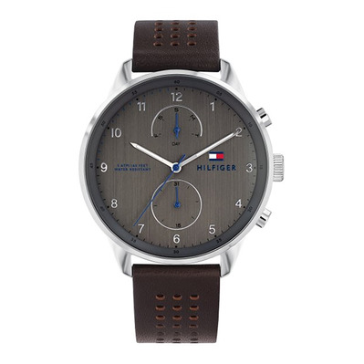 Tommy Hilfiger - CHASE - Quartz Watch - Men's - brown