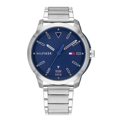 Tommy Hilfiger - SNEAKER - Quartz Watch - Men's - silver