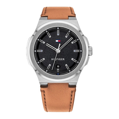 Tommy Hilfiger - PRINCETON - Quartz Watch - Men's - brown
