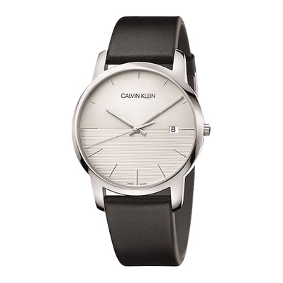 Calvin Klein - CITY - Quartz Watch - Men's - black