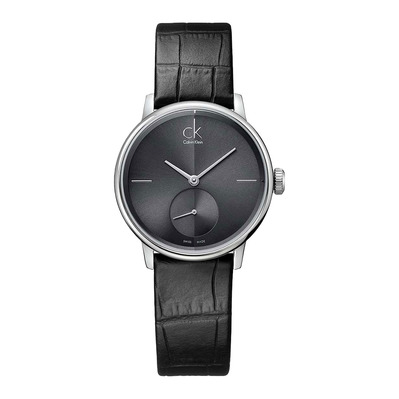 Calvin Klein - ACCENT - Quartz Watch - Women's - black