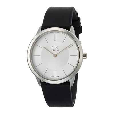 Calvin Klein - MINIMAL - Quartz Watch - Women's - black
