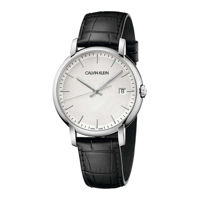 Calvin Klein - ESTABILISHED - Quartz Watch - Women's - black
