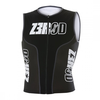 Z3ROD - ISINGLET - Triathlon Jersey - Men's - black armada