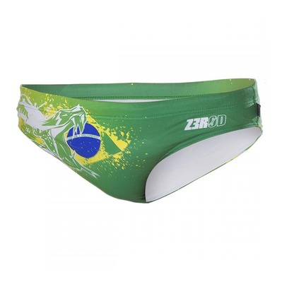 Z3ROD - NATIONAL - Swimming Brief - Men's - pride brazil