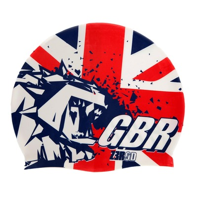 Z3ROD - NATIONAL PRIDE - Swimming Cap - gbr