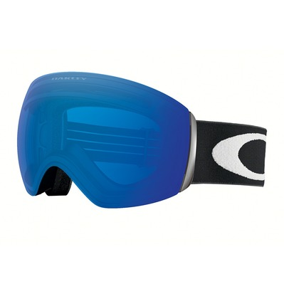 OAKLEY - FLIGHT DECK - Masque ski matte black/prizm sapphire iridium
