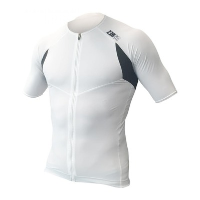 Z3ROD - TT SINGLET - Triathlon Jersey - Men's - white