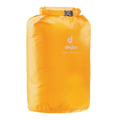 DEUTER - LIGHT DRYPACK 25L - Sacca giallo