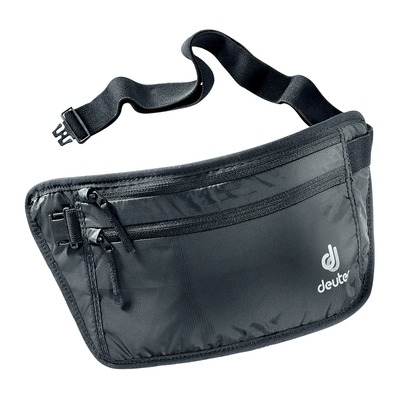 DEUTER - SECURITY MONEY BELT II - Riñonera negro