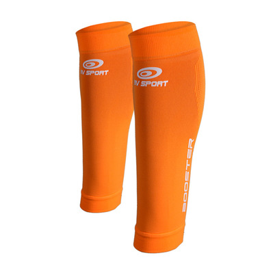 BV SPORT - BOOSTER ONE - Calf Sleeves - orange