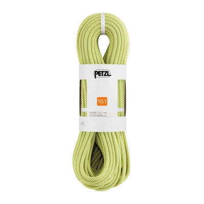 PETZL - MAMBO WALL - Single Rope - 10.1mm yellow