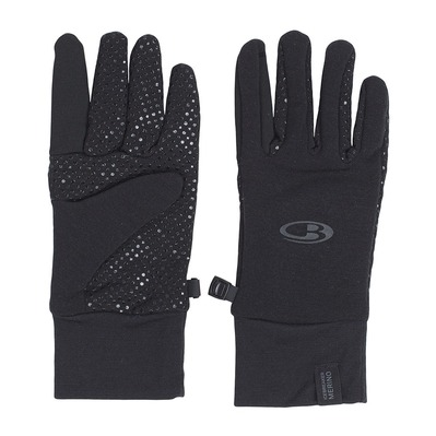 ICEBREAKER - SIERRA - Gloves - black