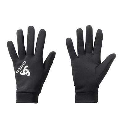 ODLO - STRETCHFLEECE LINER WARM - Sous-gants black