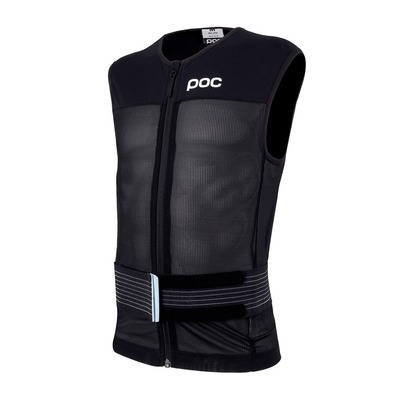 POC - SPINE VPD AIR - Dorsal uranium black